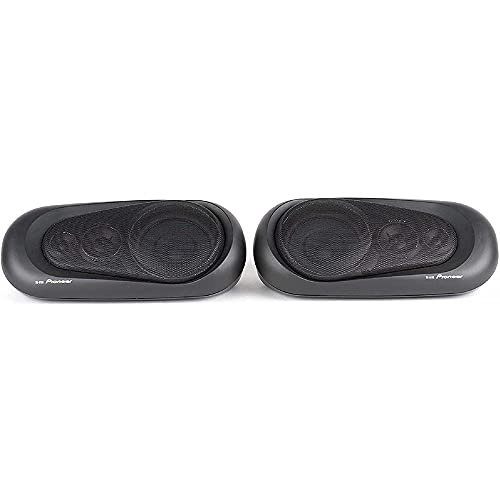 Pioneer TS-X150 Surface Mount Speakers, 60 W