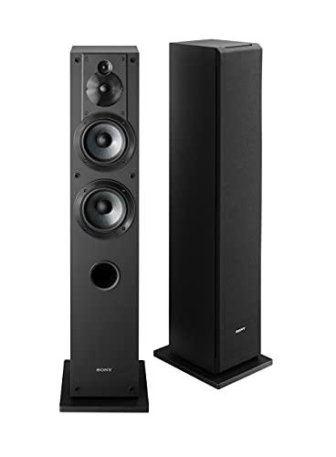 Sony SSCS3 3-Way Floor-Standing Speaker...