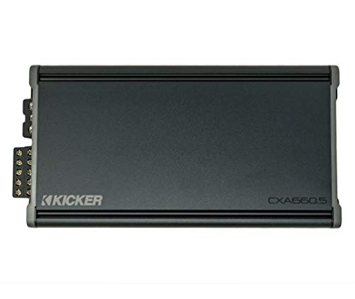Kicker 46CXA6605 Car Audio 5 Channel Amp...
