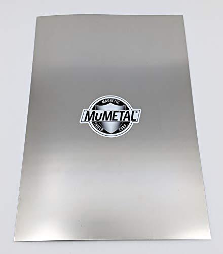 MuMETAL Magnetic Shielding Foil .010' Thick...