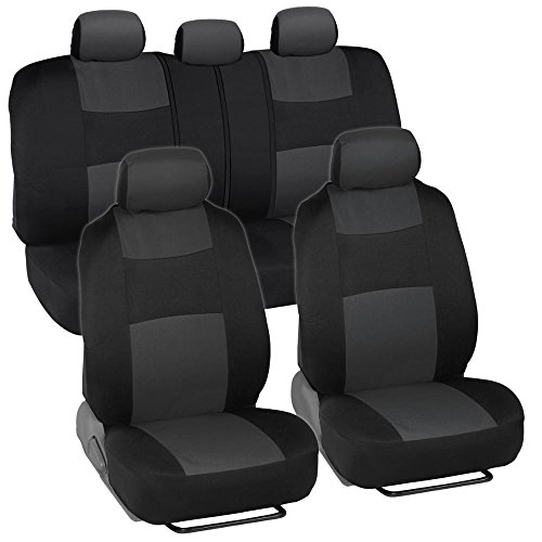 BDK PolyPro Car Seat Covers Full Set in...