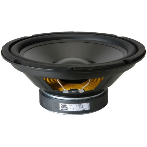 GRS 8PR-8 8' Poly Cone Rubber Surround Woofer