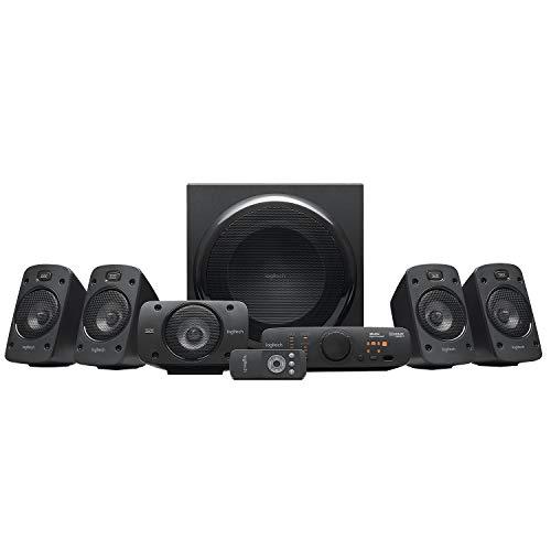 Logitech Z906 5.1 Surround Sound Speaker...