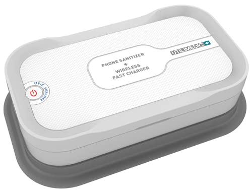 utilimedic UV8LED UV Light Sanitizer for Cell...