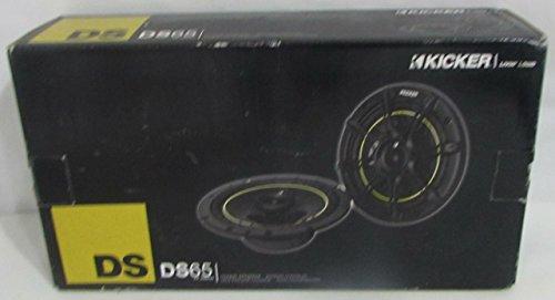 KICKER New Ds693 6X9 3-Way Car Speakers +...