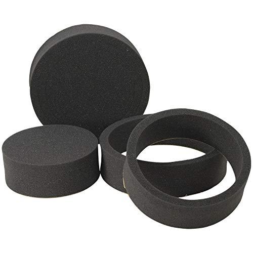 Road Kill RKFR6 3 Piece Foam Speaker Enhancer System Kit for 6' & 6.5' Drivers