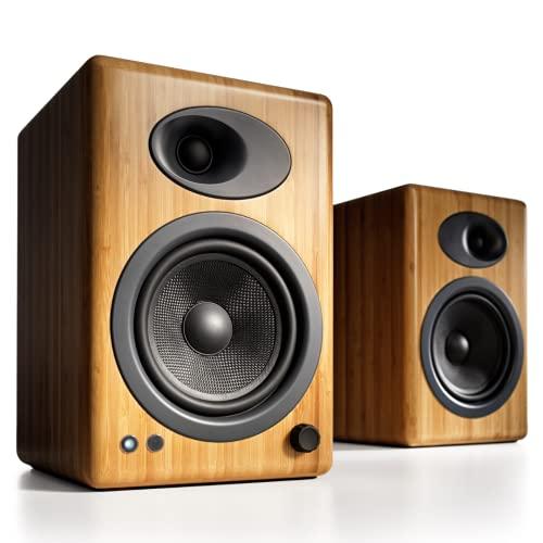 Audioengine A5+ (Plus) Powered Speaker  ...