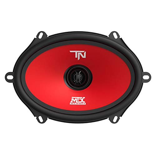 MTX Terminator 68 5 by 7 Inch Speaker Pair with 55 Watt RMS Power Capability