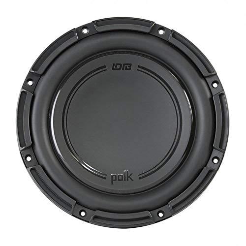 Polk Audio DB+ 10 Inch 1050 Watt 4 Ohm DVC Marine & Car Subwoofer | DB1042DVC