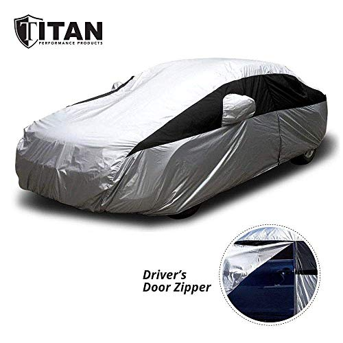 Titan Lightweight Car Cover for Camry,...