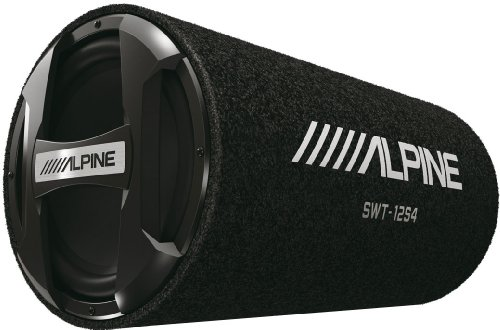 Alpine SWT-12S4 Car Speakers, Black