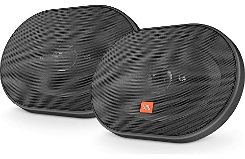 JBL Stage 9603 420W Max (140W RMS) 6' x 9' 4 ohms Stage Series 3-Way Coaxial Car Audio Speakers