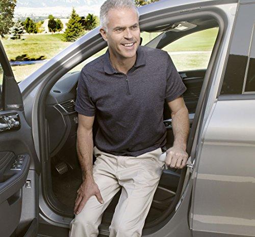 Signature Life Assurance Car Handle, Portable...