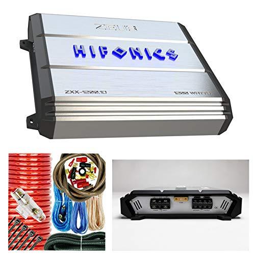 Hifonics ZXX-2000.4 Zeus 4 Channel Bridgeable Amplifier