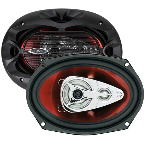 BOSS Audio Systems CH6940 Car Speakers - 500...
