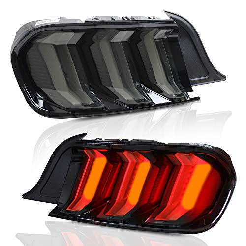 A&K Led Tail Lights for Ford Mustang 2015...