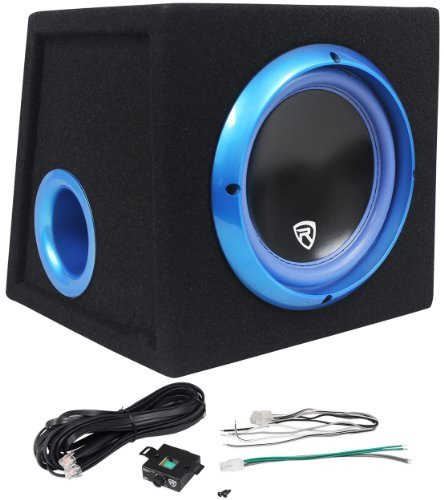 Rockville RVB8.1A 8 Inch 300W Powered Car...