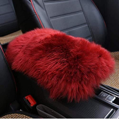 Forala Auto Center Console Pad Furry...