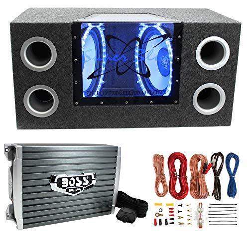 Pyramid BNPS122 12' 1200W Car Audio Speakers...
