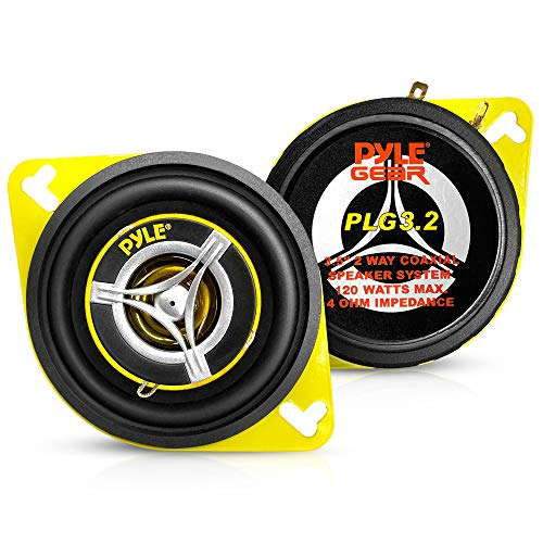 Car Two Way Speaker System - Pro 3.5 Inch 120...
