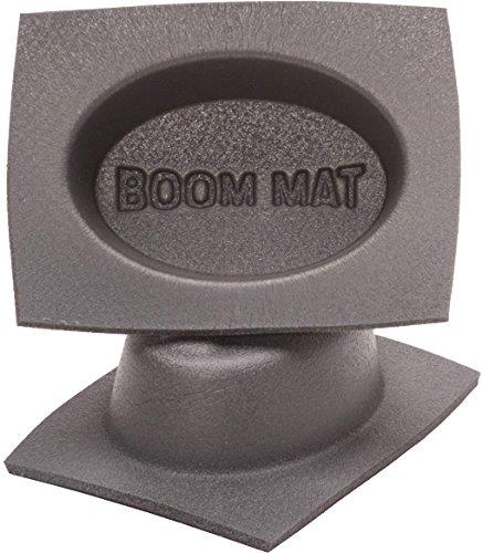Design Engineering 050371 Boom Mat Speaker Baffles, 6' x 8' Oval Slim (Pack of 2)