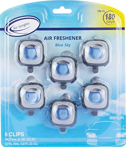 Air Jungles New Car Scent Car Air Freshener...
