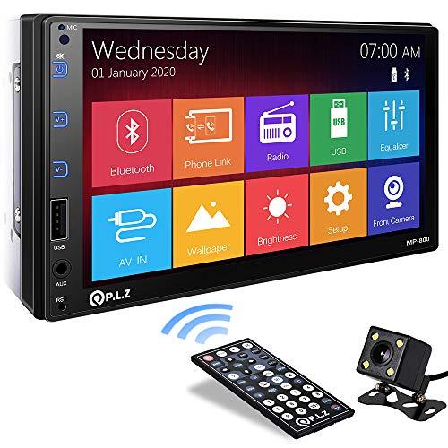 P.L.Z MP-800 Car Entertainment Multimedia...