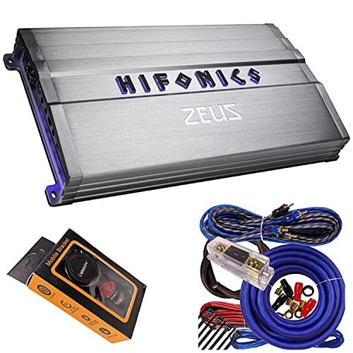 Hifonics ZG-3200.1D Zeus Gamma 1 Channel...