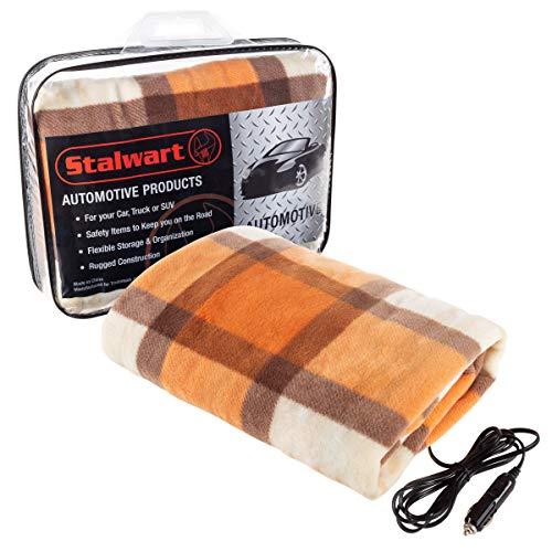 Stalwart 75-BP1011 Electric Blanket-Heated...