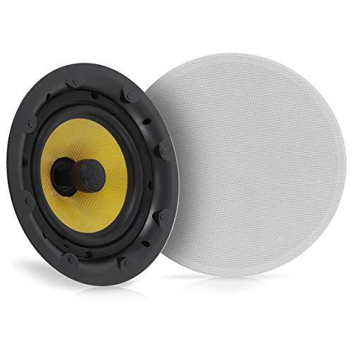 "8"" Ceiling Wall Hi-Fi Speakers - 2-Way Full..."
