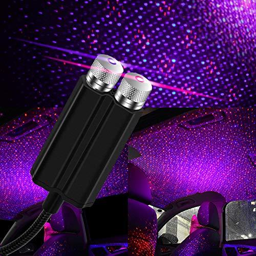 USB Night Light Star Projector, LEDCARE 2 in...