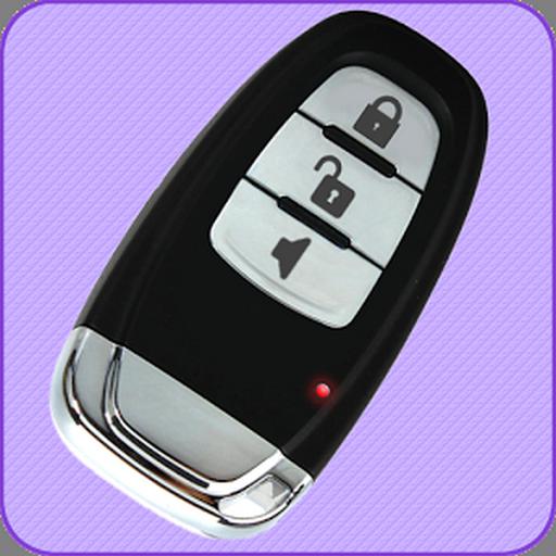 Virtual Car Key Remote