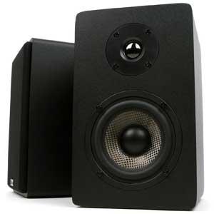 Micca PB42X Powered Bookshelf Speakers
