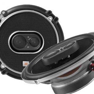JBL GTO638 6.5 Inch 3 Way Speakers