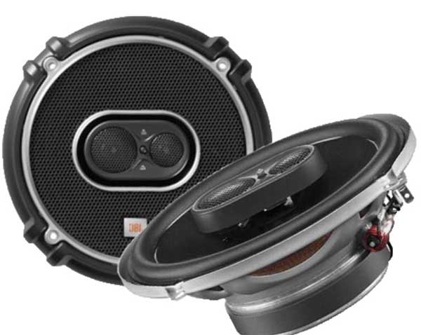 JBL GTO638 6.5 Inch 3 Way Speakers