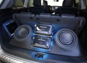 Car Subwoofer Troubleshooting