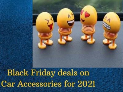 Black Friday deals on Car Accessories for 2021